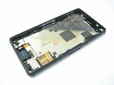 Black LCD display Touch screen+Frame For Sony Xperia Z3 Mini Compact D5803 D5833