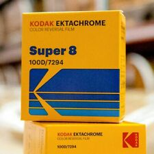 Kodak Vision3 200t Color Negative Super 8 Movie Film 1380765