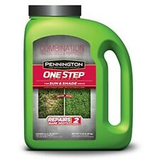 PENNINGTON SEED 100520281,One Step Complete Sun&Shade Combination Mulch,5LB