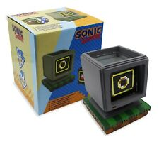 SONIC THE HEDGEHOG LIMITED EDITION POWER UP GREEN HILL SCENTED CANDLE & HOLDER