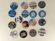"""Vintage University Of Kentucky 1983 Hall Of Fame Classic 3.5/"""" Button Rare Find"""