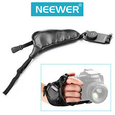 Neewer Universal PU Leather Camera Hand Strap for Canon Nikon Sony Pentax