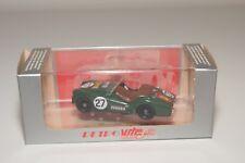 C VITESSE 242 TRIUMPH TR3A TR3 A LE MANS 1959 DARK GREEN MINT BOXED