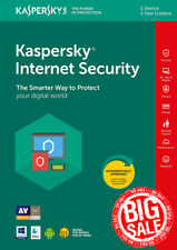 Kaspersky Internet Security 2018 1 PC / Device / 1 Year / Windows/ Mac/ Android