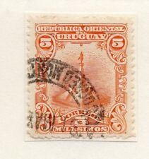 Uruguay 1899 Early Issue Used 5c. 184846
