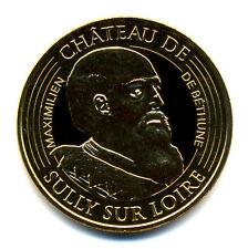 45 SULLY-SUR-LOIRE Château 3, Maximilien de Béthune, 2015, Monnaie de Paris