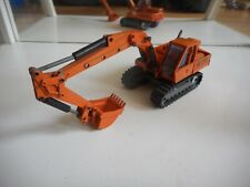 NZG Excavator Atlas AB 1702 in Orange on 1:50