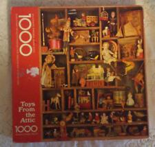 Springbok jigsaw puzzle 1000 pieces Toys from the Attic PZL6102 Hallmark