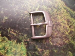 TAG HEUER STAINLESS STEEL BUCKLE & PIN & TONG/18 MM./NR