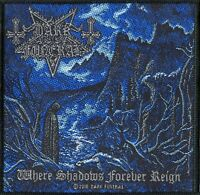 Dark Funeral Patch Where Shadows Forever Reign Woven Patch