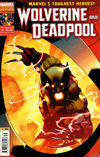 WOLVERINE AND DEADPOOL (Volume 2) #35 Panini Comics UK