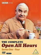 Open All Hours: The Complete BBC Series 1 2 3 & 4 Box Set Collection | New | DVD