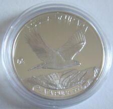 Andorra 5 Diners 2012 Eagle F15 Privy Silber