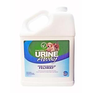 Ceva Urine Away Pet Urine Eliminator Removes Pet Urine Odors & Stains 1 Gallon