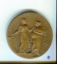 Médaille - Ministère de l'agriculture - Associations agricoles -