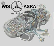 Mercedes Benz 2018 EPC WIS ASRA Volle deutsche Version. Vorinstalliert!