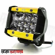 12 LED BAR Flood Type 18W Car / Motorcycle Fog Light