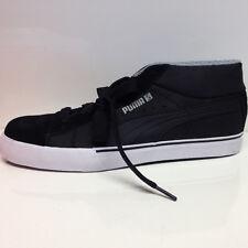 Puma S Mid City Sneaker Turnschuhe schwarz Gr. 42 Schuhe - Sale -