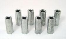 "Brass No Threads Spacers/Standoffs, #6 x5/8"" Long: 8/Lot: HH Smith 8716"