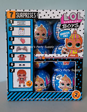 Lol Surprise Boys With 7 Surprises ~ Series 2 (New ~ Real Mga Dolls)