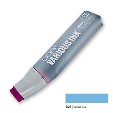 (41,80€/100 ml) Copic Various Ink B26 cobalt blue 25 ml Nachfülltinte