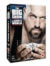 WWE: The Big Show - A Giant's World [DVD] Big Show, Stone Cold Steve Austin