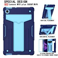 """For Lenovo Tab M10 FHD Plus 10.3"""" TB-X606F/X Case Stand Cover + Screen Protector"""