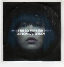 (HG100) Thao & The Get Down Stay Down, Astonished Man - 2016 DJ CD