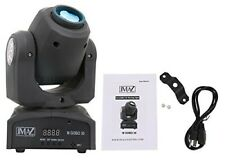 JMAZ Crazy Spot 30 Moving Head Light with Gobo and Color Wheel