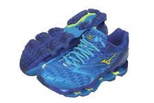 New Mizuno Wave Prophecy 5 Running Shoes Women's Size 8 Blue/Purple/Yellow