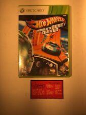 New Hot Wheels World's Best Driver - Xbox 360 Standard Edition
