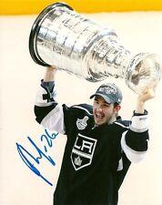 SLAVA VOYNOV SIGNED LOS ANGELES LA KINGS STANLEY CUP 8x10 PHOTO! Autograph