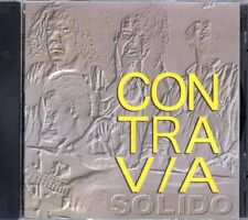 CONTRAVIA SOLIDO CD ALBUM DESCATALOGADO ECUADOR LATIN ROCK