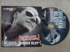 "HC Strache/HC goes ""Wiener Blut"" Austria 20010 Cardboard 2-Tr./MCD"