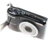 Nikon Coolpix l25 10.1mp Digitalkamera Schwarz