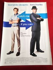 Catch me if you can Kinoplakat Poster A1, Tom Hanks, Leonardo DiCaprio