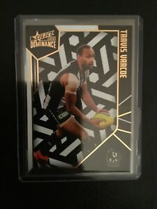 2020 Select Dominance Holographic Parallel of Travis Varcoe Card No.074 of 350