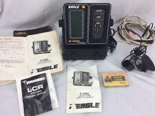 EAGLE Z-5000 LCG Recorder Fish Finder (tested)