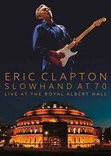 Eric Clapton Slowhand at 70 Live Royal Albert Hall DVD Region 4