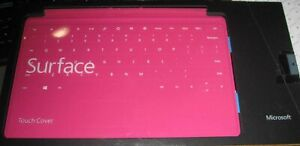 Microsoft Surface Pro  Keyboard Model 1515 Magenta