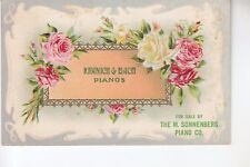 Kranich & Bach Pianos for Sale by the M Sonnenberg Piano Co Winstead CT Conn