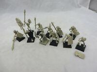 Warhammer Tomb King Skeleton Warriors army lot undead AOS deadwalkers KOW oop
