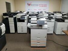 Ricoh Mp 3055 Blackwhite Copier Printer Scanner Low Meter Count Only 25k