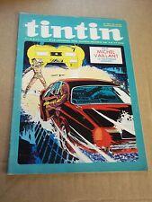 """MAGAZINE """"TINTIN, no 1252"""" (1972) DOSSIER """"LES SECRETS DE LA BD - 3""""..."""