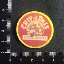 USSR RUSSIA VINTAGE. Pin Badge Soviet. CHIP AND DALE.Very Rare.