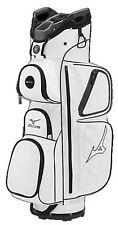 Mizuno Elite Cart Bag Previous Season White