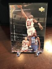 1995 Upper Deck Michael Jordan Chicago Bulls Slams & Jams # 352