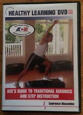ACEs Guide to Traditional Aerobics and Step Instruction (DVD, 2006)