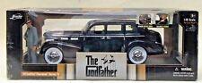 Jada 1:18 THE GODFATHER 1940 Cadillac Fleetwood Series 75 diecast car MIB