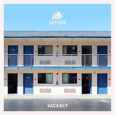 Bayside - Vacancy LP - Yellow in Clear Vinyl - SEALED - New Copy w/ DL - Punk